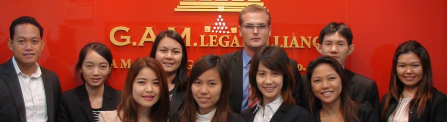 Law Firm in Thailand